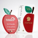 Apple Fusion Artistic Glass Awards
