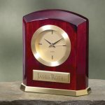 Piano Finish Wood & Brass Boss Gift Awards