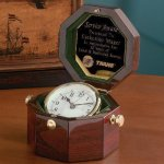 Captain's Clock Secretary Gift Awards